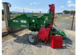 Biotrituratore Green technik CIP 3200 PTO Usato