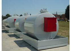 Cisterne gasolio serbatoi gasolio