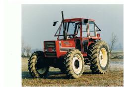 Cabina per FIAT 580-680-780-880-980