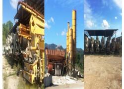 Camion - betonire - impianto betonaggio
