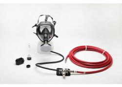 Maschera aria compressa per serbatoi/cisterne