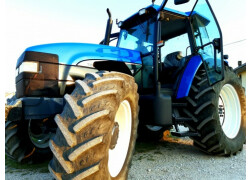 New Holland  tm115 Usato