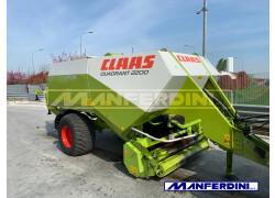 Claas Quadrant 2200 Usato