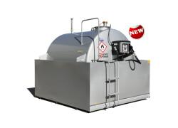Serbatoio erogatore DEMO SERBATOI TANK-FUEL CUBE70 B.SMART Nuovo