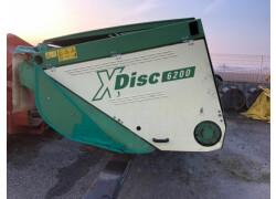 Krone X-DISC 6200 Usato