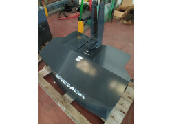 Zavorrone per sollevatore anteriore  Stefani S 800 Nuovo  800kg con portaoggetti