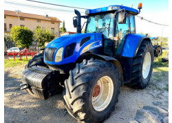 New Holland TVT190 Usato