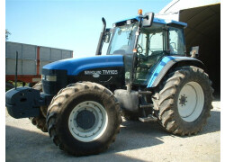 New holland  tm165 4wd Usato