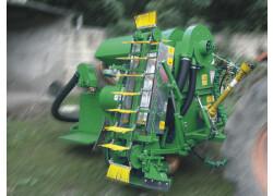 Raccoglitrice trainata ad aspirazione Asquini MOD. S100 Nuovo