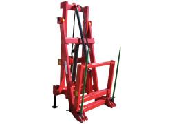 Caricatore posteriore idraulico autolivellante serie kph