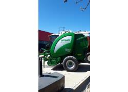 Mchale V660 con Coltelli  Telaio 800914 Usato