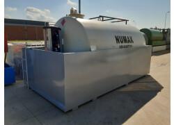 Cisterna gasolio - serbatoio gasolio 9000 litri 110%