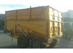 Rimorchio dumper Vaia NL 80 4R 10 T