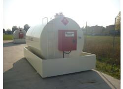 Cisterna gasolio diesel tank tank fuel 9000 litri