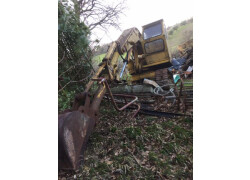 Escavatore Jumbo Bruneri  Usato