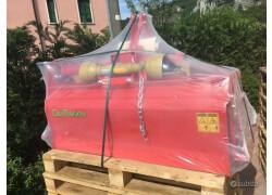 Fresa Del Morino 125 cm cardano frizione