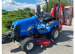 New Holland TZ24 Usato