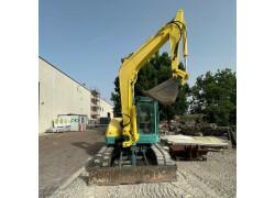 Escavatore Yanmar VIO 75 Usato