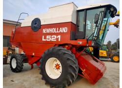 Mietitrebbia New Holland L521 MCS Usata