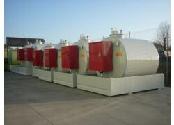 cisterne gasolio tank fuel diesel tank nuovi