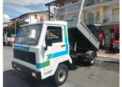 Motoagricola Ferrante F190 - 4x4