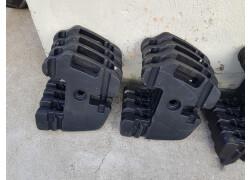Zavorre per trattori Fiat - New Holland Usate