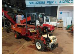 Motocoltivatore/motoagricola omologata per la circolazione stradale  Antonio Carraro Usato