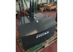Zavorrone per sollevatore anteriore  Stefani S 1000 Nuovo  1000kg con portaoggetti