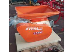 Schiacciatrice professionale  con calamita OMAS  S 1000 Usato