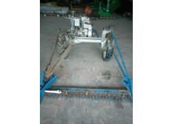 Motofalciatrice bcs 622 con motore diesel