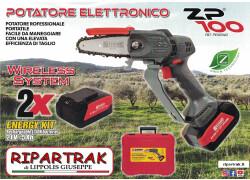 Potatore elettrico Zanon ZP100 Nuovo