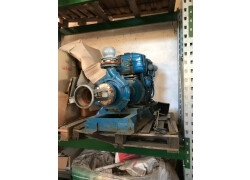 Gruppo motopompa diesel