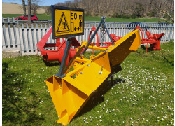 Assolcatore rotativo monoruota Dondi DMR 25 Nuovo