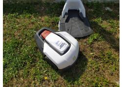 Robot Rasaerba  Husqvarna  Automower 305 polar White Nuovo