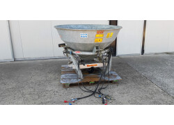 Spargisale Gamberini MGD 650 Usato