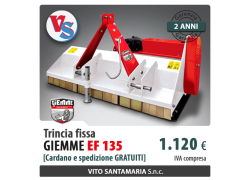 GIEMME  EF 135 Nuovo