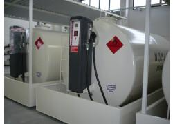 Cisterna gasolio - serbatoio gasolio automatico