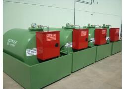 cisterna gasolio serbatoio gasolio 3000 litri
