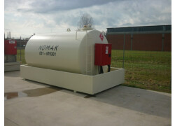cisterna gasolio serbatoio gasolio 9000 litri