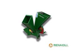 Green technik BC 250 PTO Usato