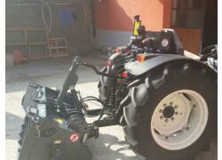 Benna miscelatrice MIX 220 per trattori