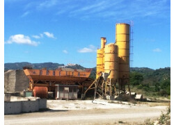 Impianto betonaggio druetta