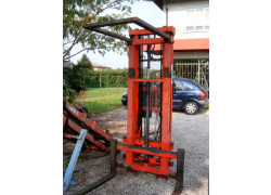Muletto Faustini con forche regolabili