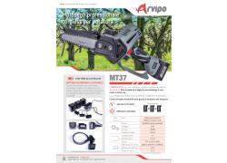 Motosega per potatura Arpivo MT37 Nuovo