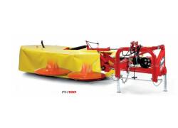 Falciacondizionatrice a tamburo Bellon FH190GM Nuovo