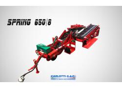 Carlotti scava/raccogli patate SPRING 650/8