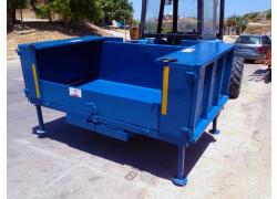 Cassone portato idraulico CPI250 Nuovo