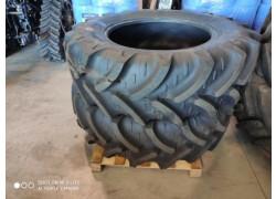 2 pneumatici kleber 420/70r30