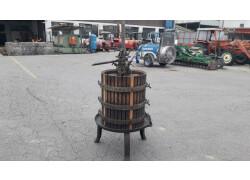 Torchio idraulico Zambelli DA 55 VSF