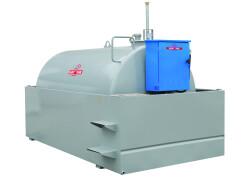 Dado Tank -  Dieseltank - Cisterne per gasolio